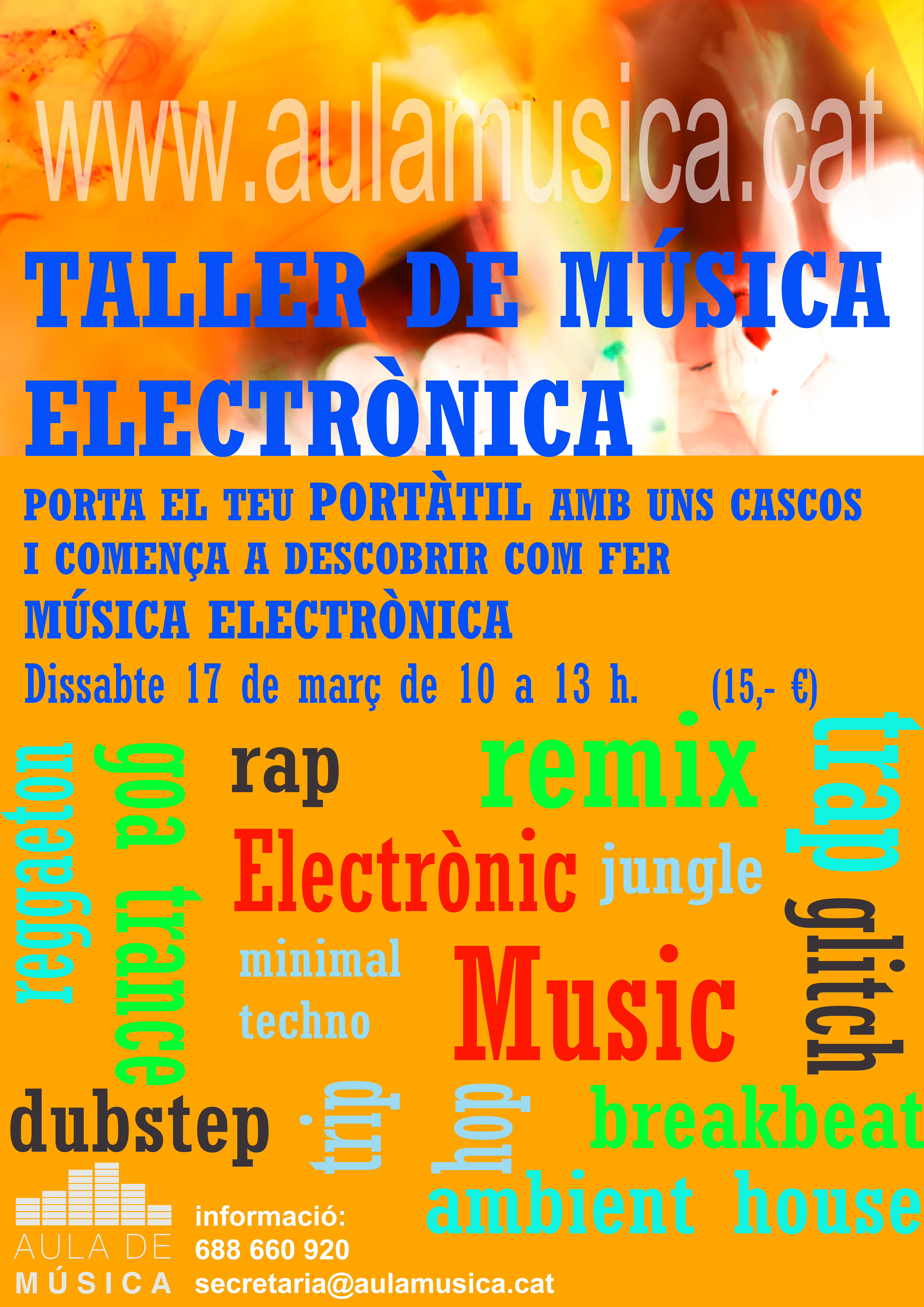 electronic music taller